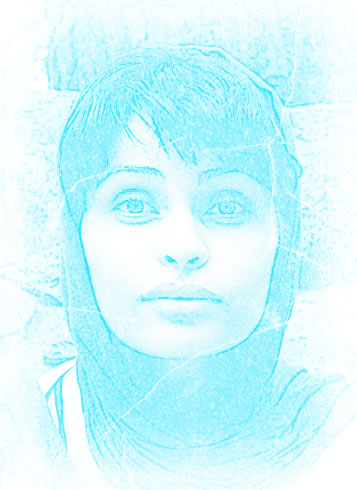 another-frozen-woman-ice-effect tutorial intermediary image
