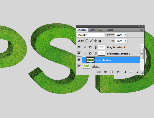 Create a Floral Text in Photoshop with SuperSpray Plugin