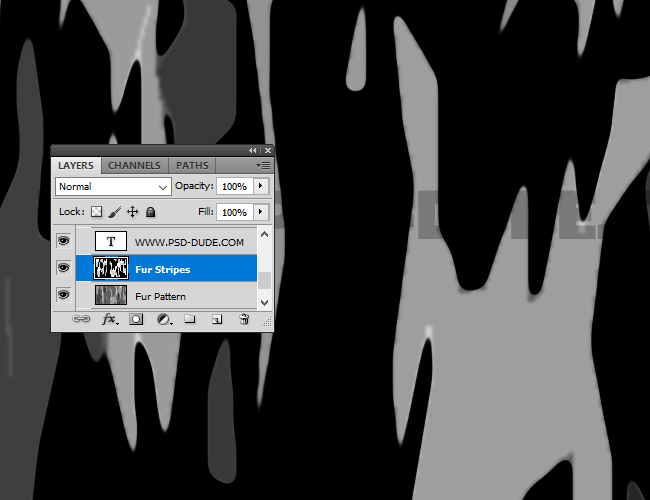 photoshop layer via copy