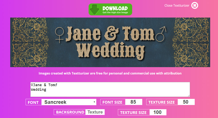 online wedding invitation template