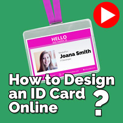 Design ID Card Online psd-dude.com Tutorials