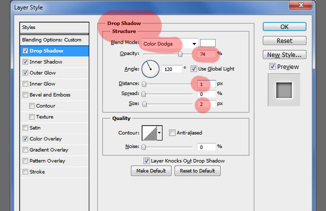 how to make something look engraved in photoshop