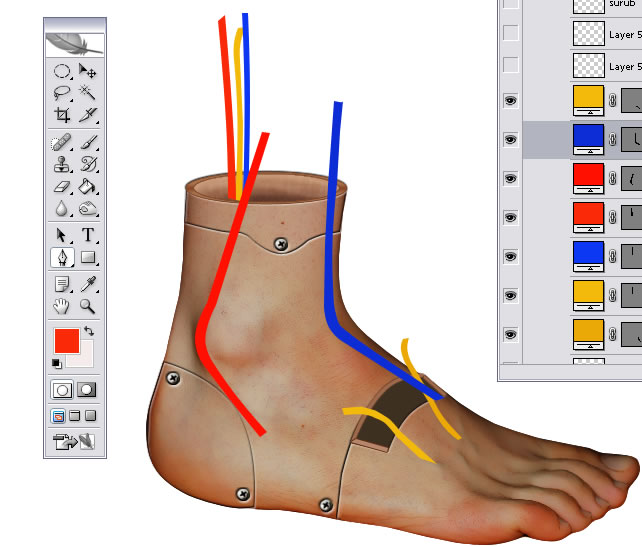 future-foot tutorial intermediary image