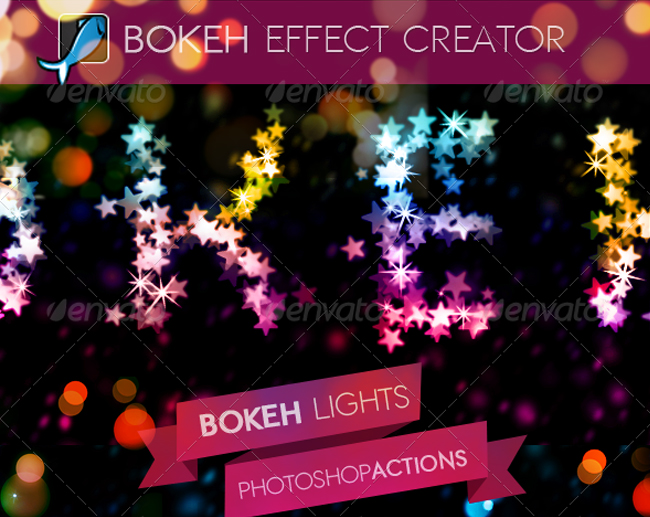How to Add Bokeh Effect in Photoshop - Photoshop tutorial | PSDDude