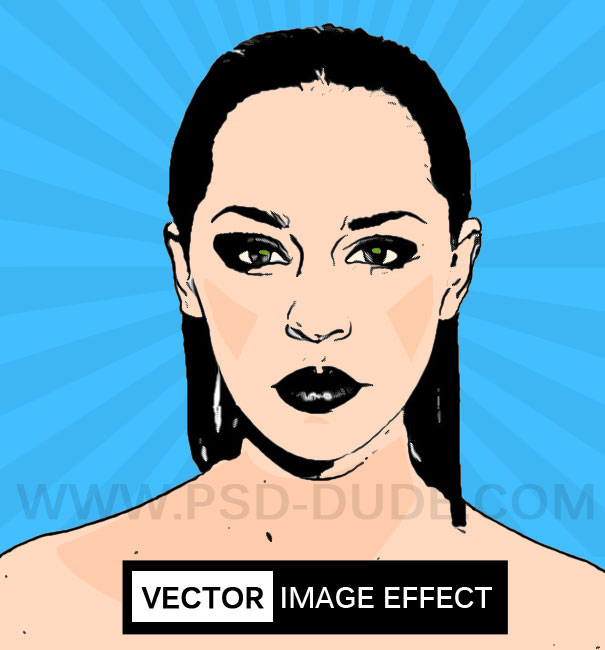 Image To Vector In Photoshop