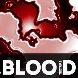 Create Blood Texture in Photoshop
