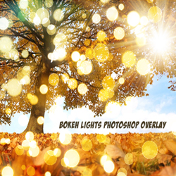 How to Add Bokeh Effect in Photoshop