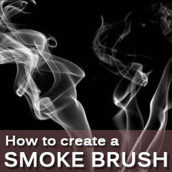 Create a Smoke Brush in Photoshop psd-dude.com Tutorials