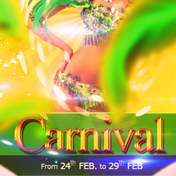 Create a Carnival Party Flyer in Photoshop