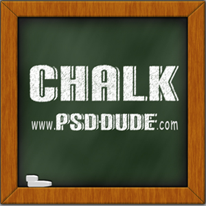 Chalk Photoshop Effect