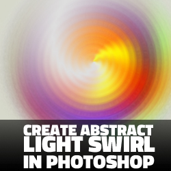Create Abstract Light Swirls And Circles In Photoshop psd-dude.com Tutorials