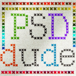Create a Cross Stitch Effect in Photoshop