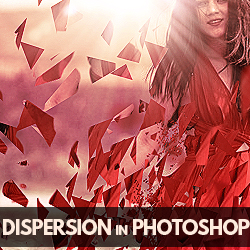 Create Dispersion Disintegration Effect in Photoshop psd-dude.com Tutorials