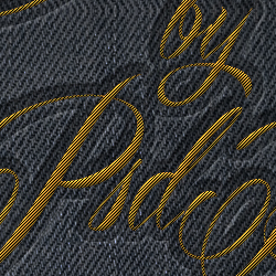 Sewing Embroidery Effect in Photoshop psd-dude.com Tutorials
