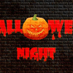 Halloween Graffiti Text Effect