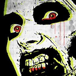 Zombie Halloween Photoshop Party Flyer