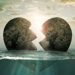 Create a Broken Heart Island Manipulation in Photoshop