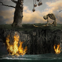 The Skull Island Photoshop Tutorial