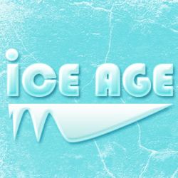 Interesting Ice Text Effect