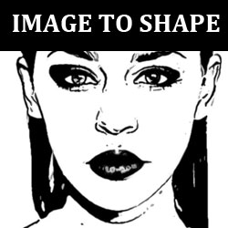 Convert Image to <span class='searchHighlight'>Vector</span> Shape Silhouette in Photoshop ... psd-dude.com Tutorials
