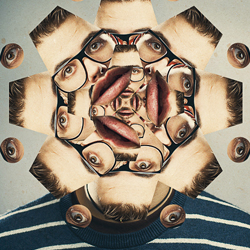 Surreal Kaleidoscope Portrait Photoshop Tutorial psd-dude.com Tutorials