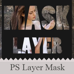Layer Mask in Photoshop psd-dude.com Tutorials