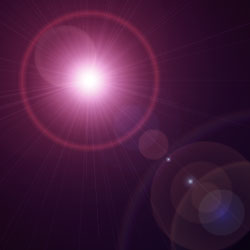 Create Lens Flare in Photoshop
