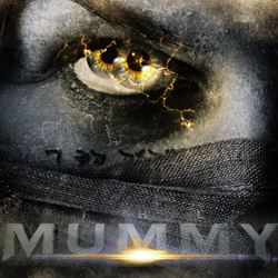 The Mummy Movie Poster Photoshop Tutorial psd-dude.com Tutorials