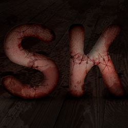 Grunge Horror Photoshop Text Effect