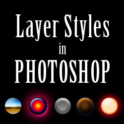 Photoshop Layer Style Guide for Beginners psd-dude.com Tutorials