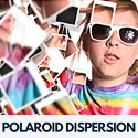 Polaroid collage Photoshop Dispersion