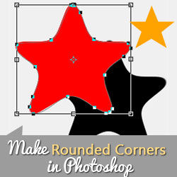 Rounded Corners in Photoshop