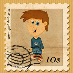 Stamp Photoshop Tutorial psd-dude.com Tutorials