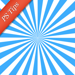 Create a Photoshop Sunburst