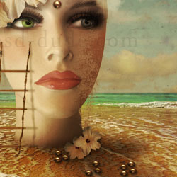 Create a <span class='searchHighlight'>Surreal</span> Beach Photo Manipulation in Photoshop psd-dude.com Tutorials