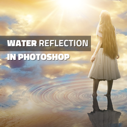 Create a Water Reflection Effect in Photoshop psd-dude.com Tutorials