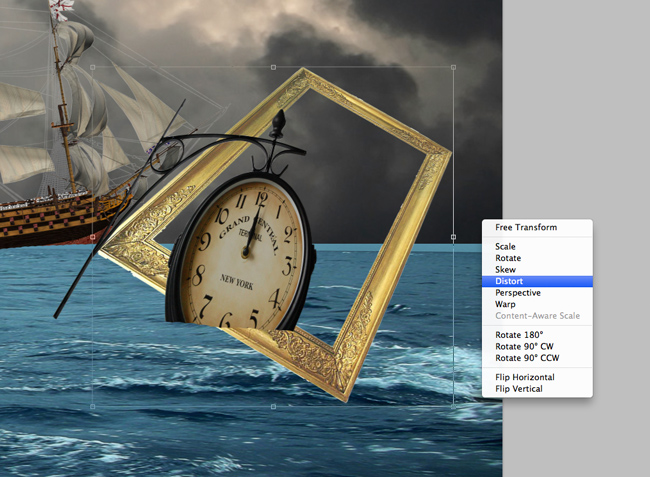 Lost in Time Surreal Photoshop Tutorial - Photoshop tutorial | PSDDude
