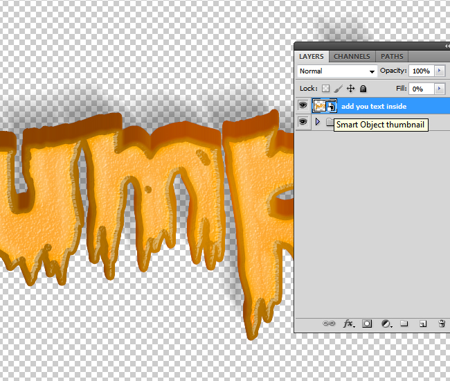 how to use recent font in photoshop