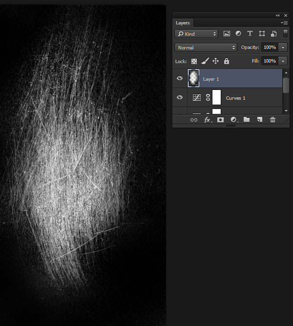 Create Scratched Metal Brushes Photoshop Tutorial