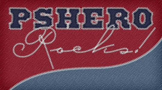 Create a Stitched Denim Text Effect in Photoshop