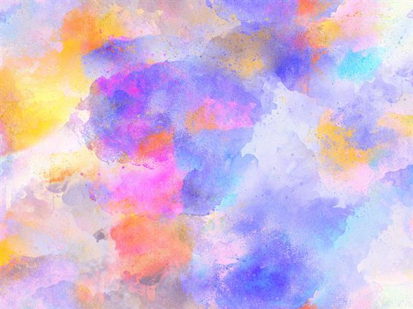 Watercolor texture seamless for photoshop