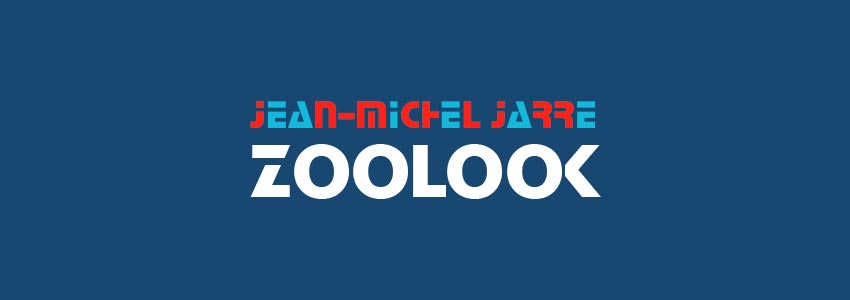 ZOOLOOK Album Cover Font