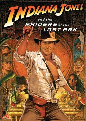 Indiana Jones and the Raiders of the Lost Ark Original Poster