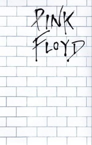 Pink Floyd The Wall 1979 Album Cover