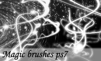 ms113magic brushes ps7 by mystify-stock photoshop resource collected by psd-dude.com from deviantart