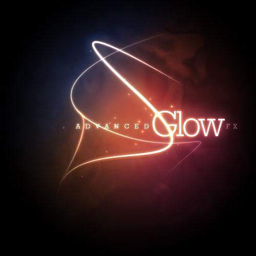 Advanced abstract glow light effect in photoshop by tutsplus