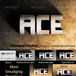 Advanced Shadow Photoshop Premium Actions psd-dude.com Resources