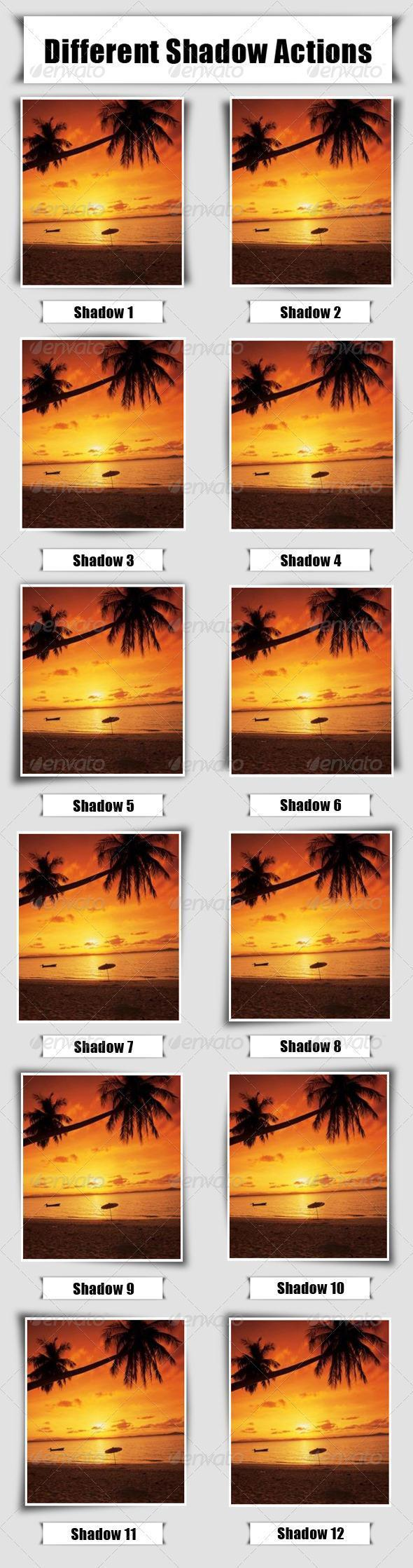 Photo Shadow Photoshop Creator