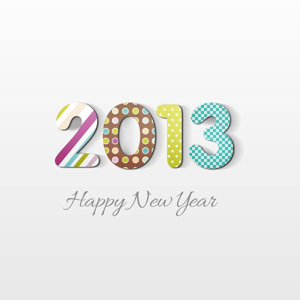 Create a 2013 Happy New Year Wallpaper in Photoshop