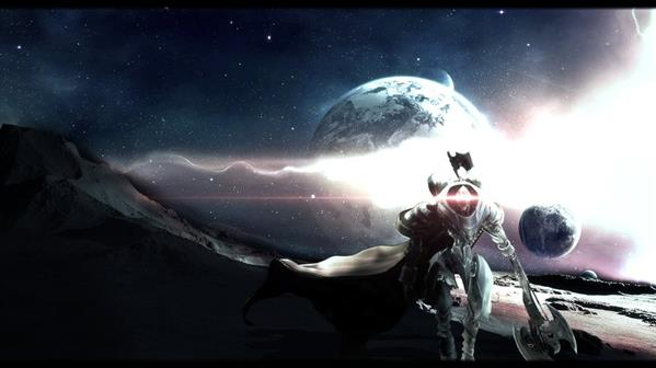 Space Walk by IllusionDesignsHD photoshop resource collected by psd-dude.com from deviantart